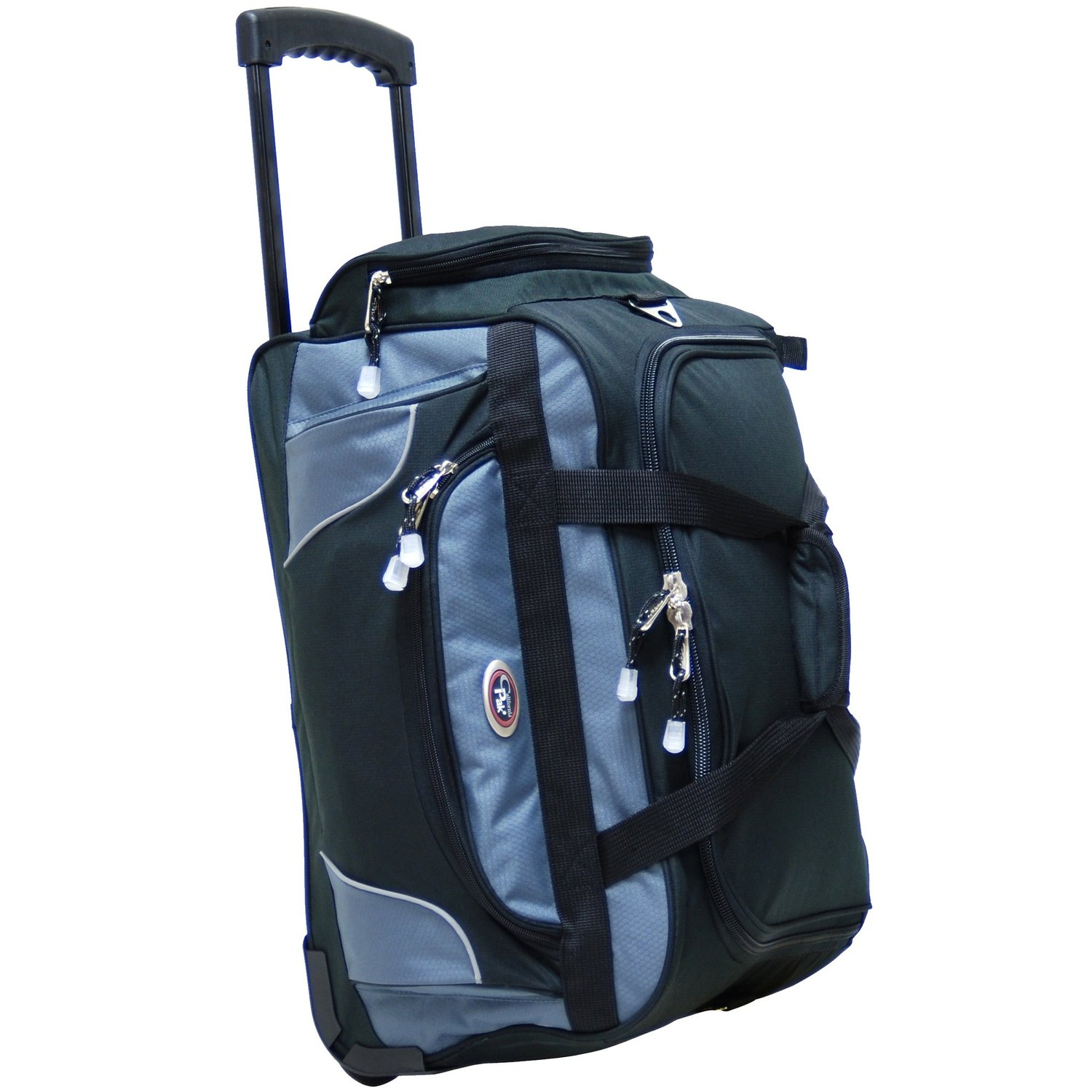 Calpak Champ 21 Inch Carry On Rolling Upright Duffel Bag Review