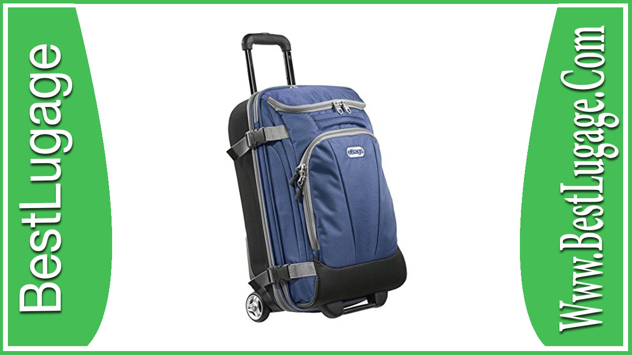 Ebags TLS Mother Lode Mini 21″ Wheeled Duffel Review