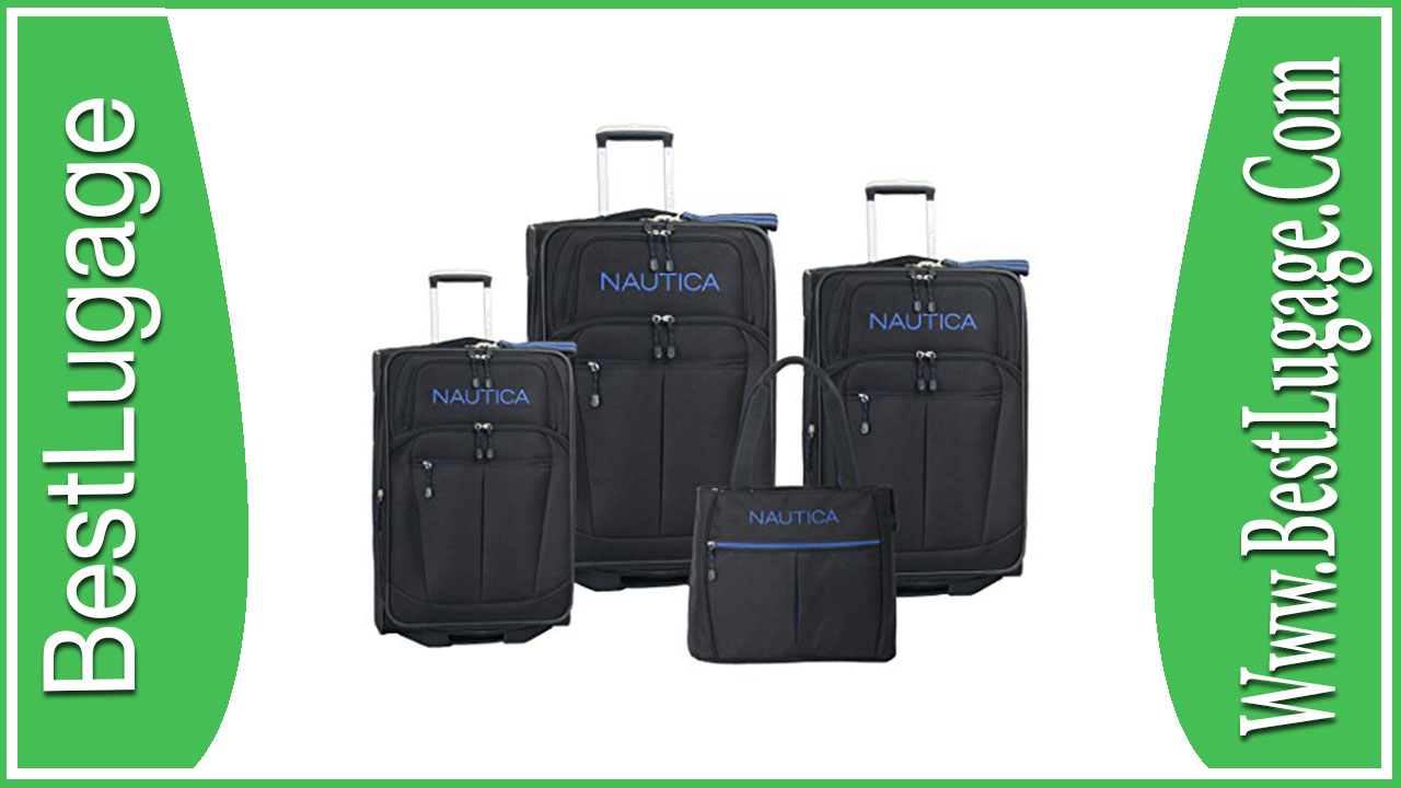 Nautica Luggage Helmsman 4 Piece Set Review