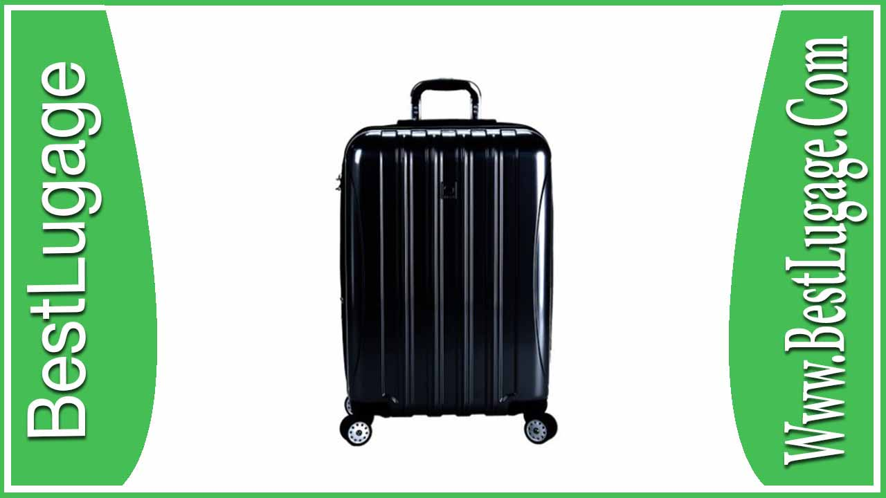 Delsey Helium Aero 25″ Expandable Spinner Trolley Review