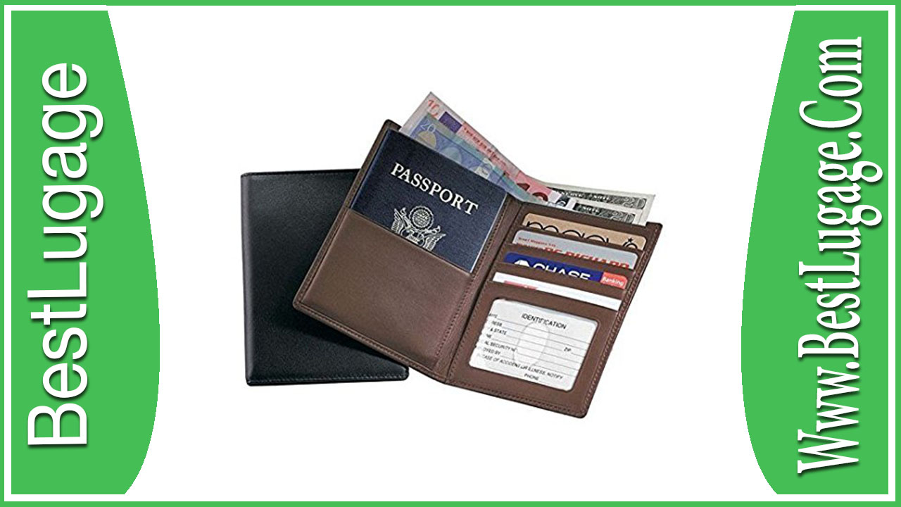 Royce Leather RFID Blocking Passport Currency Wallet Review
