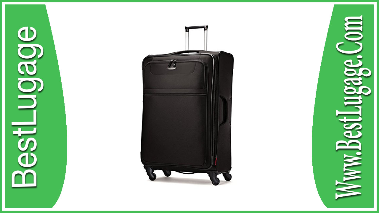 Samsonite LIFT 29″ Spinner Expandable Review