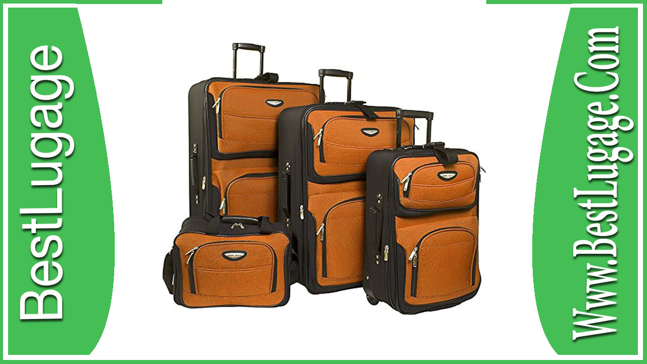 Travel Select Amsterdam 4-Piece Luggage Set Review
