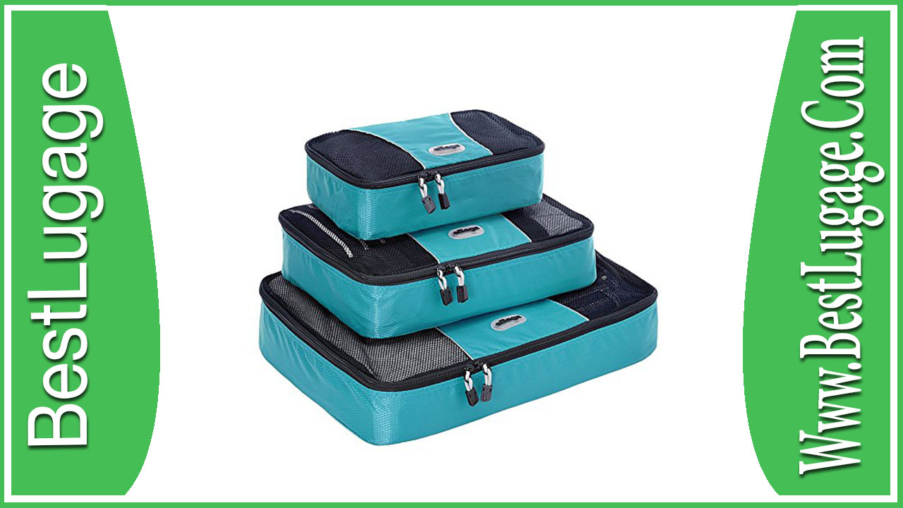 eBags Packing Cubes – 3pc Set Review