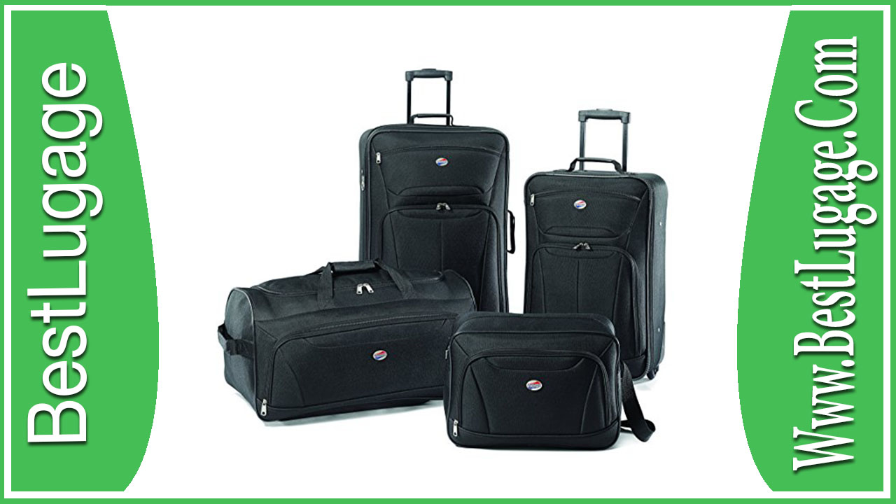 American Tourister Luggage Fieldbrook II 4 Piece Set Review