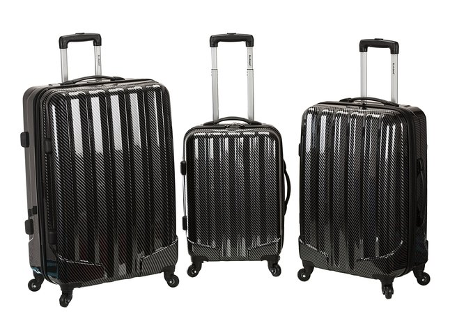 Rockland luggage celebrity review