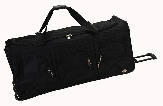 Rockland Luggage 40 Inch Rolling Duffle Review