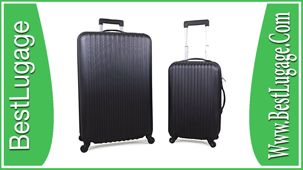 Samsonite Bora Lightweight Two-Piece Hardside Spinner Set Review