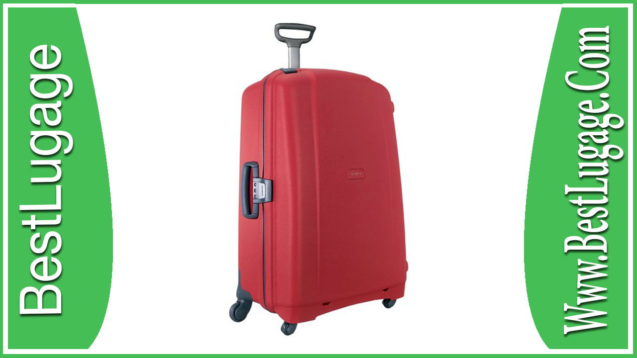 Samsonite F'lite GT Spinner 31 Review