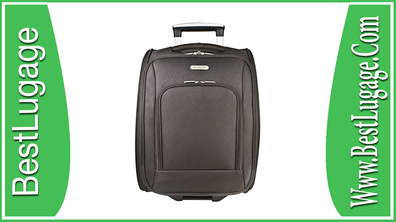 Travelon Luggage Wheeled Underseat 18 Inch Carry-on Bag Review